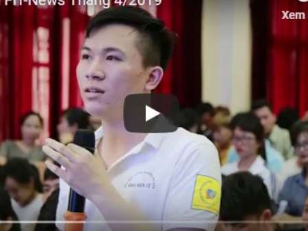 TIN VIDEO - FIT News tháng 4 /2019
