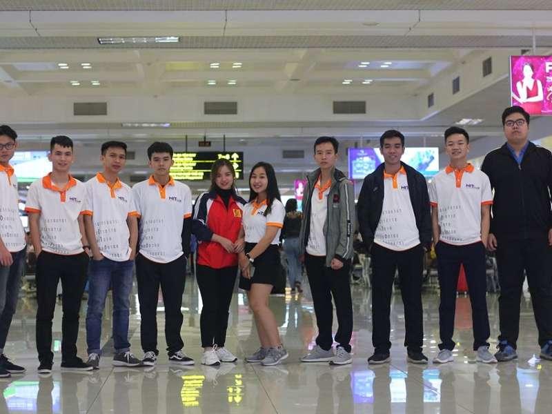 Sinh viên khoa Công nghệ thông tin - ĐH Công nghiệp Hà Nội đạt giải tại Olympic Tin học sinh viên lần thứ 28