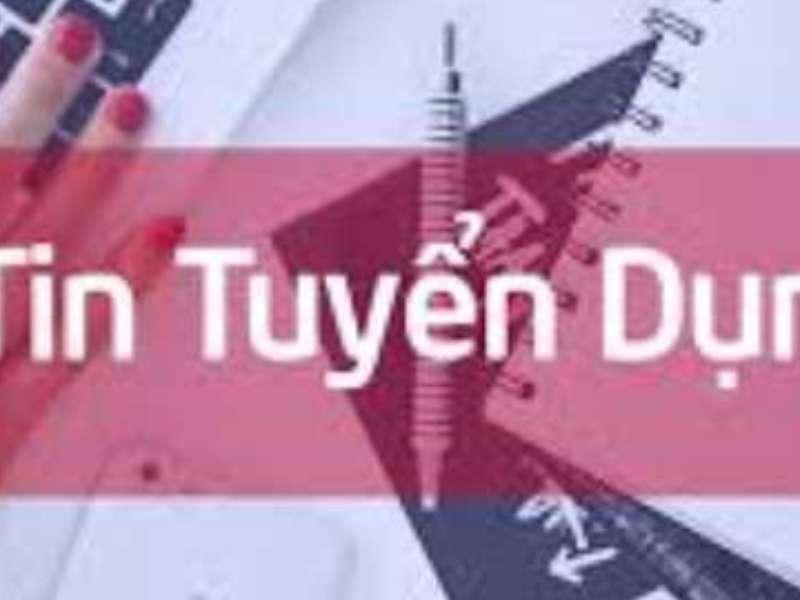 Công ty TNHH HITECH Việt Nam tuyển dụng