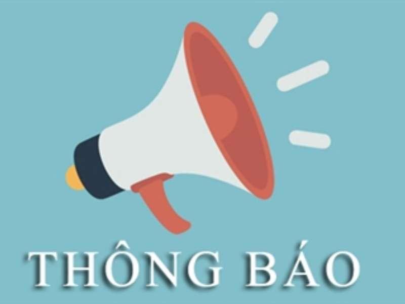 Kế hoạch tổ chức hoạt động dạy học tuần từ 23/03/2020 đến 05/04/2020 khoa CNTT