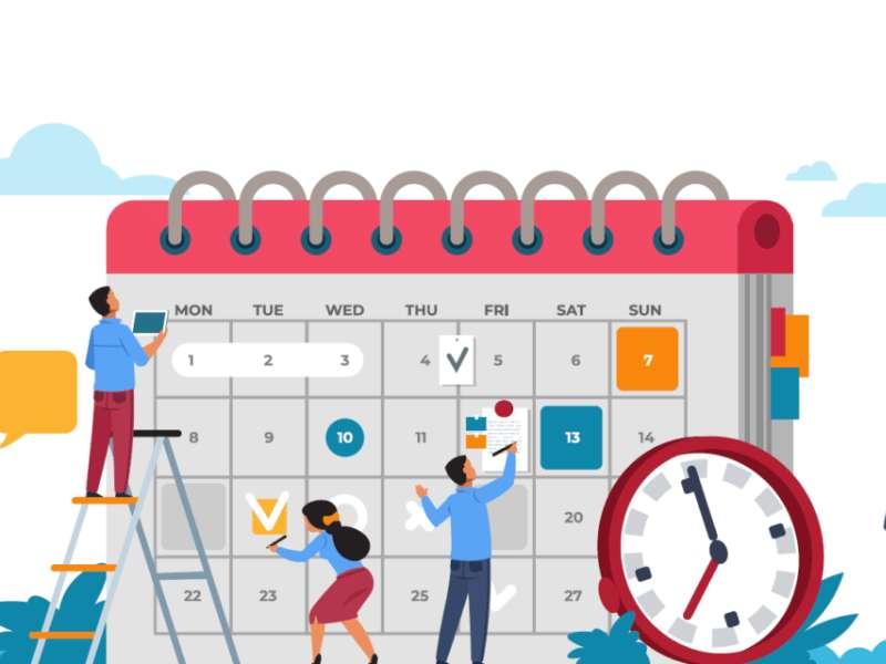 Kế hoạch dạy học từ ngày 8/3/2021