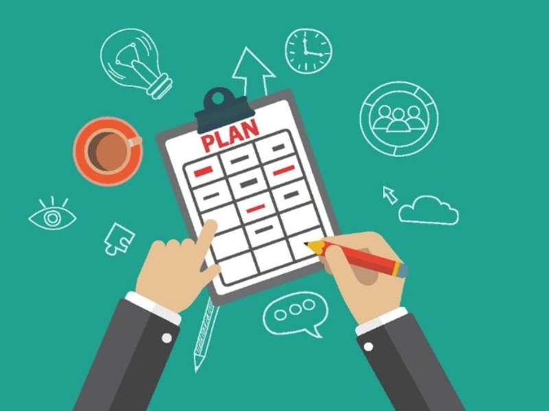 Kế hoạch thực hiện đồ án tốt nghiệp các lớp Đại học Khóa 12
