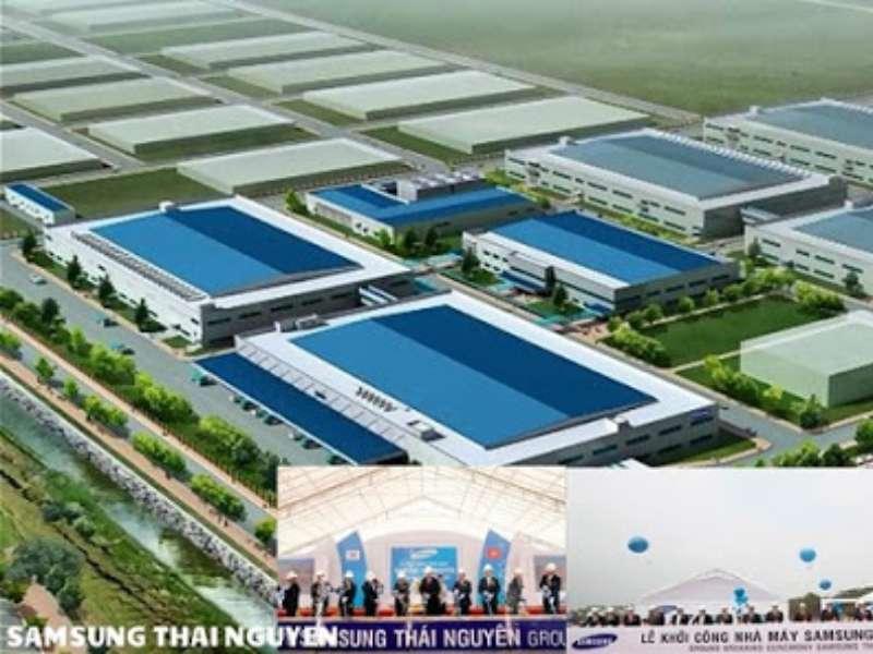 Công ty TNHH Samsung Electronics Việt Nam Thái Nguyên tuyển dụng Kỹ thuật viên