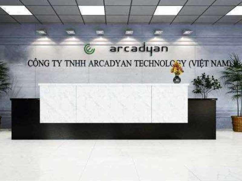 Công ty TNHH Arcadyan Technology (Việt Nam) tuyển dụng